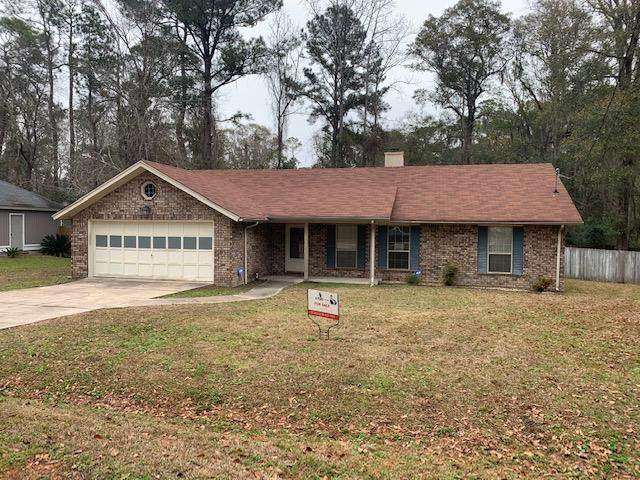 428 Floyd Circle, Hinesville, GA 31313 (MLS #137786) :: RE/MAX All American Realty