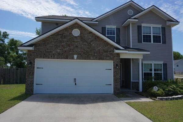 655 Mustang Drive, Ludowici, GA 31316 (MLS #138839) :: Coldwell Banker Southern Coast