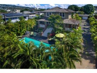 927 10th Avenue 1 Hibiscus, Honolulu, HI 96816 (MLS #201700841) :: The Ihara Team