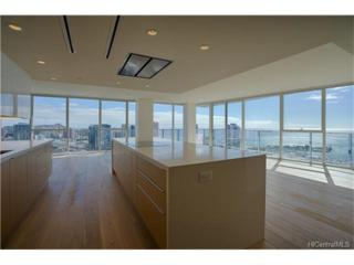 888 Kapiolani Boulevard 4303/4305, Honolulu, HI 96813 (MLS #201701058) :: Elite Pacific Properties