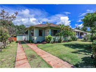 3366 Kaimuki Avenue, Honolulu, HI 96816 (MLS #201703036) :: The Ihara Team