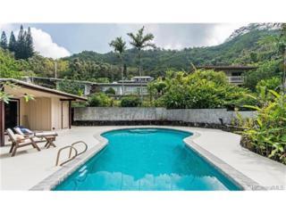 45-114 Awele Place, Kaneohe, HI 96744 (MLS #201703312) :: The Ihara Team