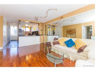 780 Amana Street #803, Honolulu, HI 96814 (MLS #201704381) :: Elite Pacific Properties
