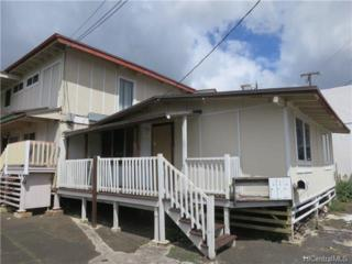 1940 Pacific Hts Road, Honolulu, HI 96813 (MLS #201704455) :: The Ihara Team