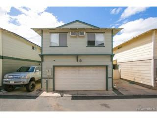91-241 Makalauna Place #15, Ewa Beach, HI 96706 (MLS #201704472) :: Elite Pacific Properties