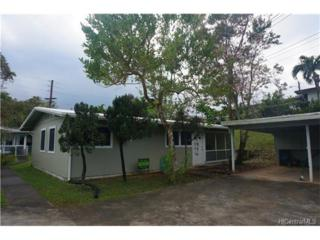 45-480 Apiki Streets C, Kaneohe, HI 96744 (MLS #201705714) :: The Ihara Team