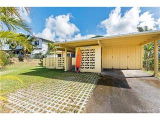 45-528 Luluku Road, Kaneohe, HI 96744 (MLS #201705842) :: The Ihara Team