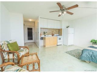 1550 Wilder Avenue A913, Honolulu, HI 96822 (MLS #201705884) :: The Ihara Team