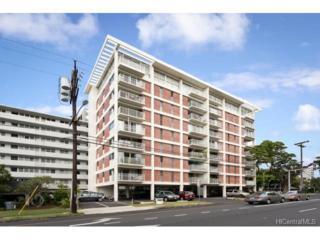 1535 Punahou Street #704, Honolulu, HI 96822 (MLS #201705976) :: The Ihara Team