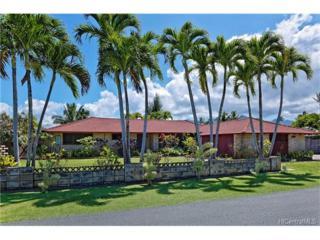 135 Mahealani Place, Kailua, HI 96734 (MLS #201706091) :: The Ihara Team