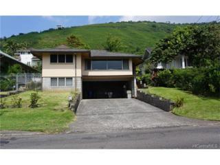 2424 Manoa Road, Honolulu, HI 96822 (MLS #201707352) :: The Ihara Team