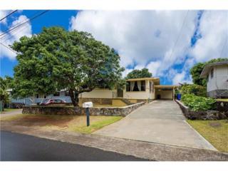 1426 Lekeona Street, Kailua, HI 96734 (MLS #201707737) :: The Ihara Team