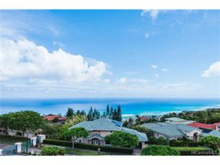 1219 Ikena Circle, Honolulu, HI 96821 (MLS #201708113) :: The Ihara Team
