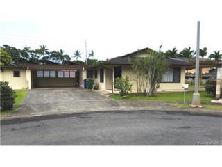 45-506 Iouli Place, Kaneohe, HI 96744 (MLS #201708322) :: The Ihara Team