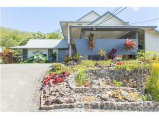 974 Apokula Place, Kailua, HI 96734 (MLS #201708361) :: The Ihara Team