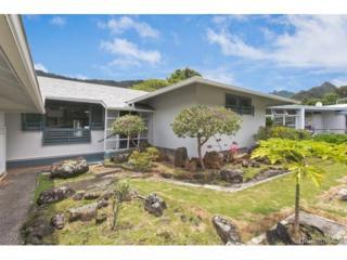 2910 Pahoehoe Place, Honolulu, HI 96817 (MLS #201708467) :: The Ihara Team