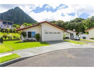 45-128 Pookela Place, Kaneohe, HI 96744 (MLS #201708894) :: The Ihara Team
