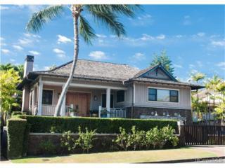 4287 Kahala Avenue, Honolulu, HI 96816 (MLS #201709612) :: The Ihara Team