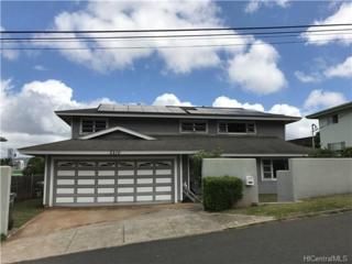 3210 Wauke Street, Honolulu, HI 96815 (MLS #201711323) :: The Ihara Team