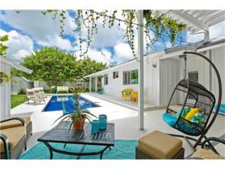 465 N Kainalu Drive, Kailua, HI 96734 (MLS #201711393) :: Keller Williams Honolulu