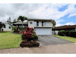 92-1242 Hookomo Street, Kapolei, HI 96707 (MLS #201711462) :: Keller Williams Honolulu
