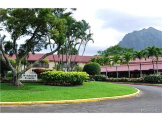 46-063 Emepela Place Q208, Kaneohe, HI 96744 (MLS #201711590) :: The Ihara Team