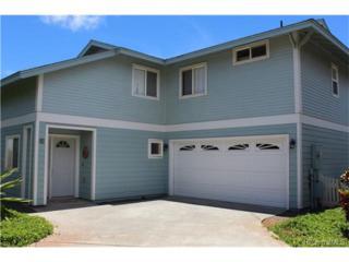 92-7049 Elele Street #28, Kapolei, HI 96707 (MLS #201711628) :: Keller Williams Honolulu