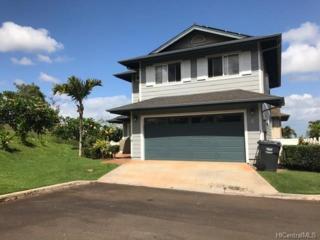 92-831 Makakilo Drive #20, Kapolei, HI 96707 (MLS #201711701) :: Keller Williams Honolulu