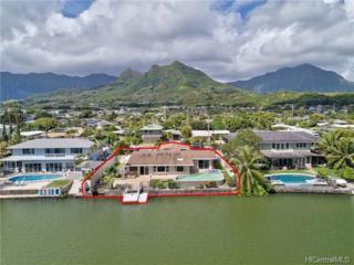 988 Iopono Loop, Kailua, HI 96734 (MLS #201711719) :: Keller Williams Honolulu