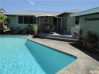 742 Maluniu Avenue, Kailua, HI 96734 (MLS #201711733) :: Keller Williams Honolulu