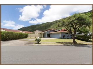 1252 Lunalilo Home Road, Honolulu, HI 96825 (MLS #201711744) :: Keller Williams Honolulu