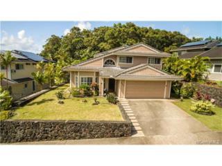 233 Kahako Street, Kailua, HI 96734 (MLS #201711785) :: Keller Williams Honolulu
