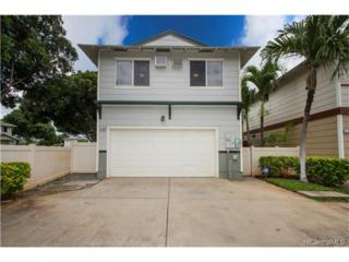 91-1856 Luahoana Street #115, Ewa Beach, HI 96706 (MLS #201711922) :: Keller Williams Honolulu