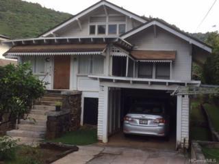 2538 Alaula Way, Honolulu, HI 96822 (MLS #201705044) :: The Ihara Team