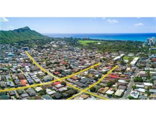 3454 Campbell Avenue, Honolulu, HI 96815 (MLS #201704573) :: The Ihara Team