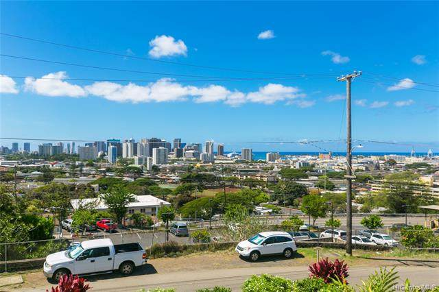 1040 Hala Drive, Honolulu, HI 96817 (MLS #202020814) :: The Ihara Team