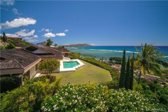 231 Puuikena Drive, Honolulu, HI 96821 (MLS #201723988) :: Elite Pacific Properties