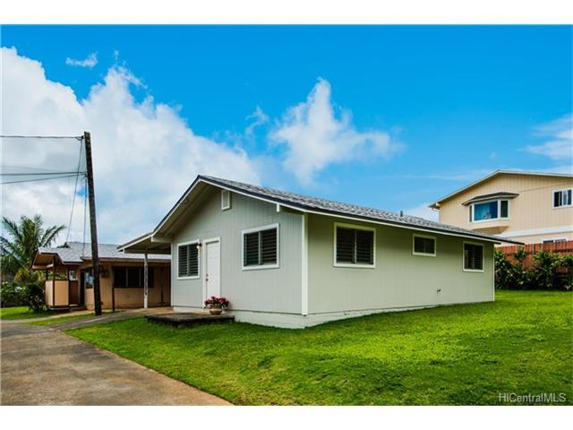 45-677 Halekou Road B, Kaneohe, HI 96744 (MLS #201702719) :: The Ihara Team