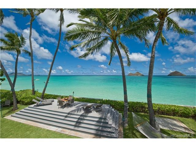 1408A Mokulua Drive, Kailua, HI 96734 (MLS #201702769) :: Elite Pacific Properties