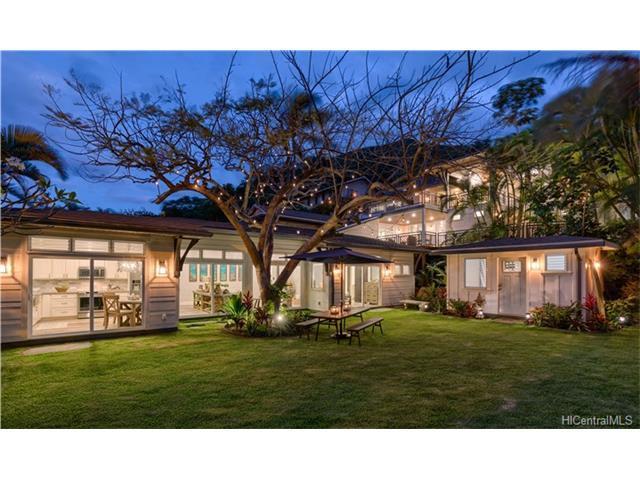 1543 Aalapapa Drive, Kailua, HI 96734 (MLS #201707250) :: Elite Pacific Properties