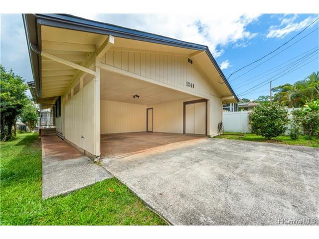 1248 Glen Avenue, Wahiawa, HI 96786 (MLS #201707469) :: The Ihara Team