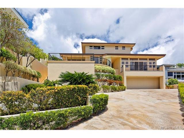 675 Puuikena Drive, Honolulu, HI 96821 (MLS #201707942) :: Elite Pacific Properties