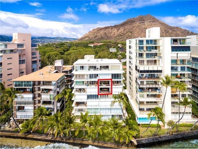 2999 Kalakaua Avenue 602/702, Honolulu, HI 96815 (MLS #201709695) :: Prosek Partners, RE/MAX Honolulu