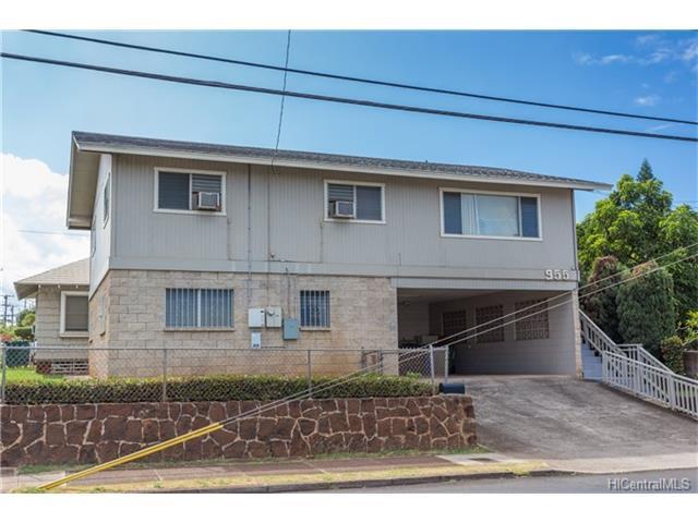 955 6th Avenue, Honolulu, HI 96816 (MLS #201709850) :: The Ihara Team