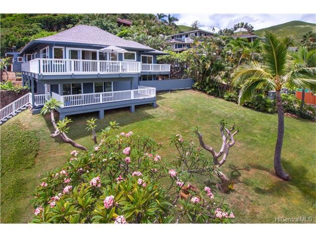 203 Poopoo Place, Kailua, HI 96734 (MLS #201711321) :: Elite Pacific Properties