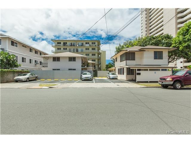 733 Ekela Avenue, Honolulu, HI 96816 (MLS #201711541) :: The Ihara Team