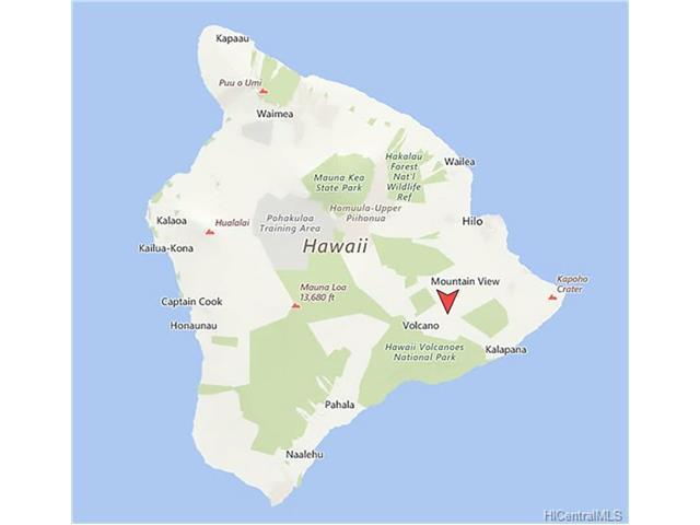 000 Ohialani Road, Volcano, HI 96785 (MLS #201712883) :: The Ihara Team