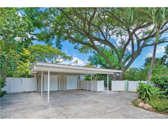 142 Haokea Drive, Kailua, HI 96734 (MLS #201713364) :: Elite Pacific Properties