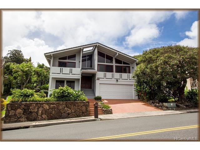 1154 Kaluanui Road, Honolulu, HI 96825 (MLS #201713392) :: Prosek Partners, RE/MAX Honolulu