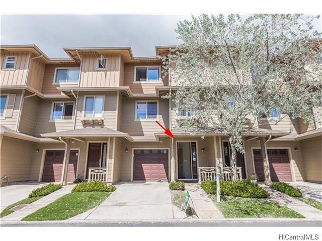 92-1127 Panana Street #703, Kapolei, HI 96707 (MLS #201713578) :: Elite Pacific Properties